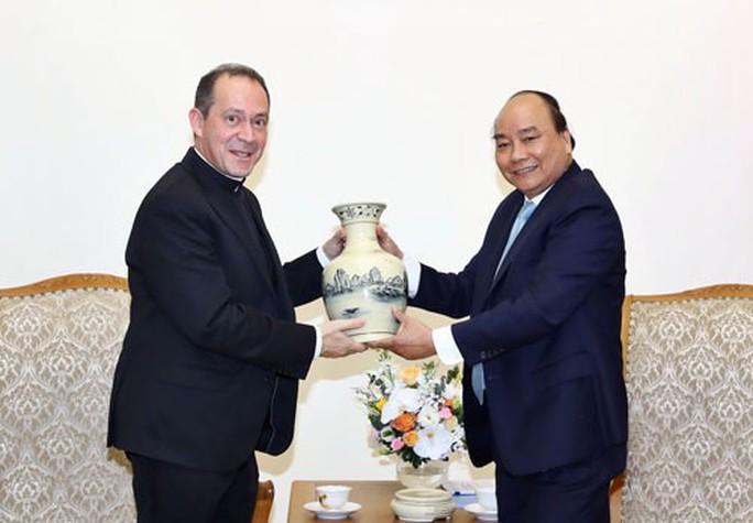 Thúc đẩy quan hệ Việt Nam - Tòa thánh Vatican - Ảnh 1.