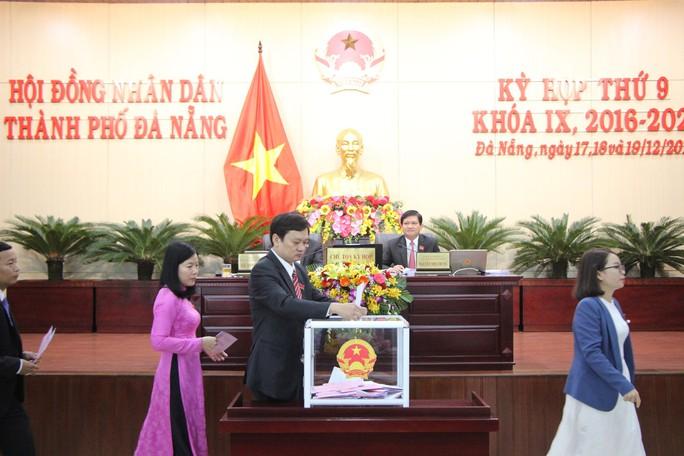 Giám đốc Sở Xây dựng Đà Nẵng có nhiều phiếu tín nhiệm thấp nhất - Ảnh 1.