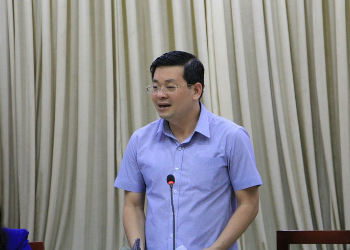 TP HCM họp báo về việc trảm 180 dự án - Ảnh 2.