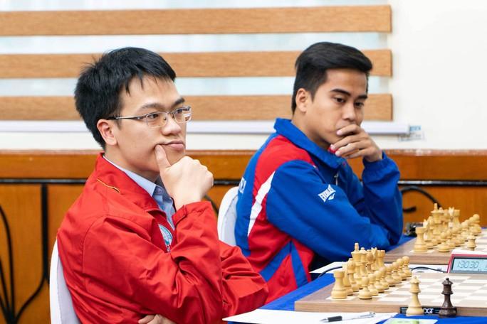 Quang Liêm, Thảo Nguyên giành HCĐ cờ vua châu Á - Ảnh 1.