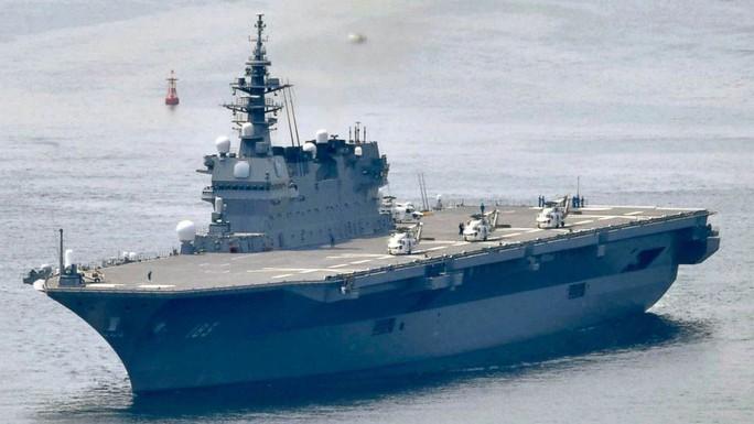Kế hoạch quân sự 5 năm đầy tham vọng của Nhật Bản - Ảnh 1.