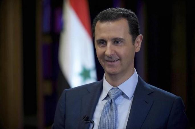Mỹ tuyên bố không còn muốn lật đổ Tổng thống Assad - Ảnh 1.