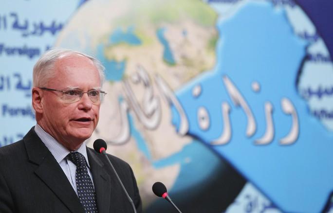 Mỹ tuyên bố không còn muốn lật đổ Tổng thống Assad - Ảnh 2.