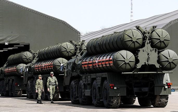 Mỹ - Nga tranh nhau bán hệ thống phòng thủ tên lửa cho Thổ Nhĩ Kỳ - Ảnh 1.