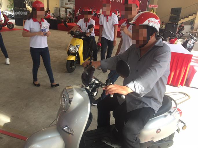 Ra mắt xe máy điện Honda nhưng Honda Việt Nam không biết - Ảnh 2.