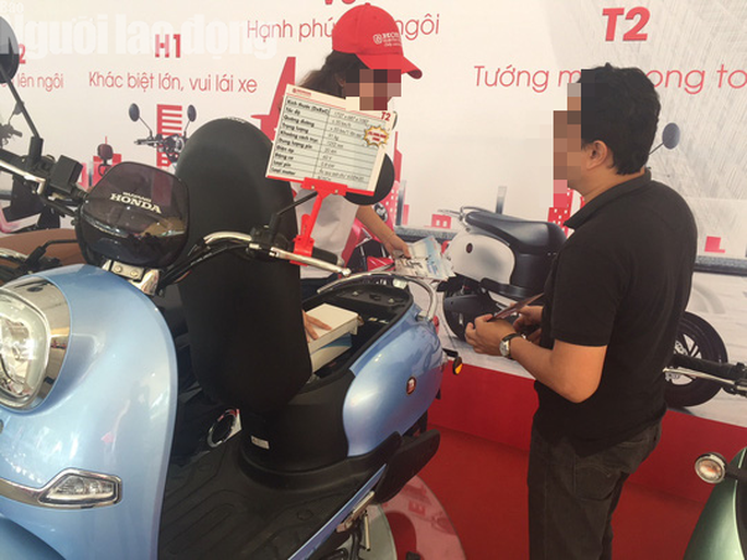 Ra mắt xe máy điện Honda nhưng Honda Việt Nam không biết - Ảnh 4.
