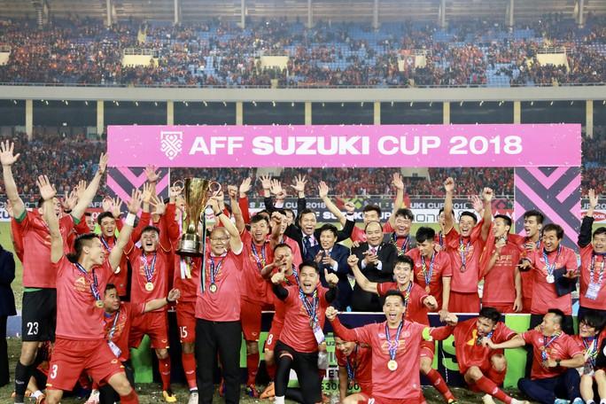 VPMilk ở đâu sau chiến công AFF Cup của tuyển Việt Nam? - Ảnh 1.