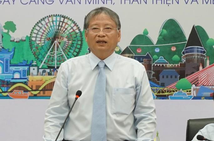 Ông Lê Trung Chinh được bầu giữ chức phó chủ tịch UBND TP Đà Nẵng - Ảnh 1.