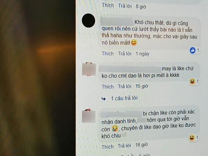 Không còn mua được like ảo Facebook, người nổi tiếng ở Việt Nam khổ sở - Ảnh 3.