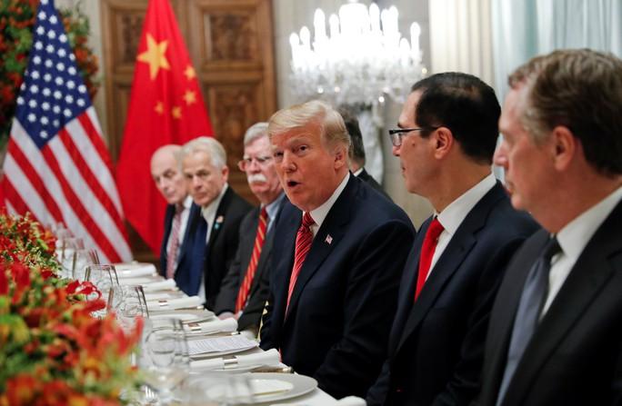 Bữa tối Mỹ-Trung ở Buenos Aires: Hai bên có nuốt trôi chiến tranh thương mại? - Ảnh 2.
