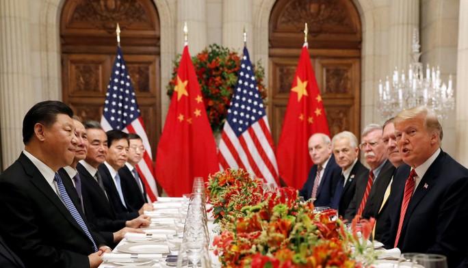 Bữa tối Mỹ-Trung ở Buenos Aires: Hai bên có nuốt trôi chiến tranh thương mại? - Ảnh 1.