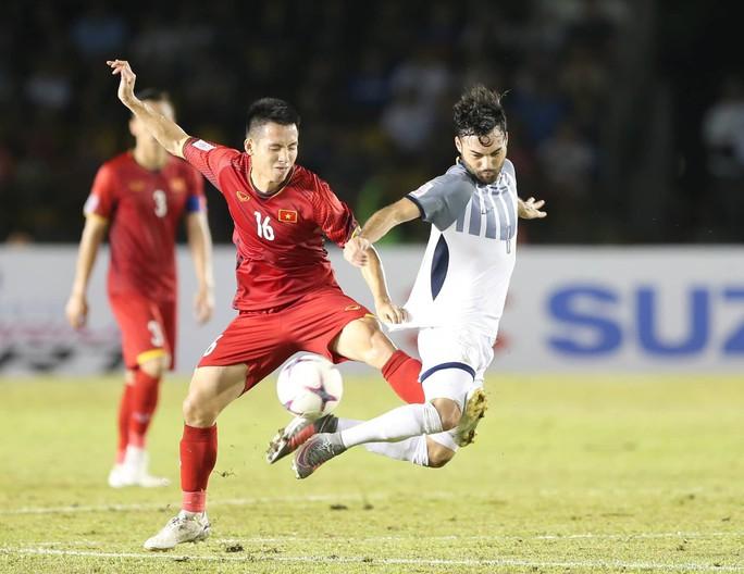 Clip: Thắng Philippines 2-1, tuyển Việt Nam vẫn tiếc nuối - Ảnh 6.