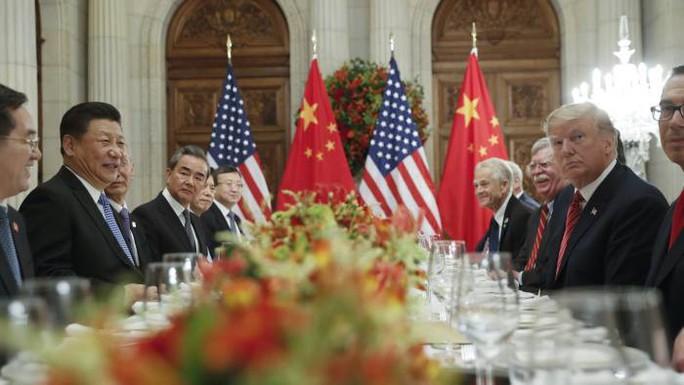 Mỹ - Trung đạt thỏa thuận đình chiến thương mại tạm thời - Ảnh 1.