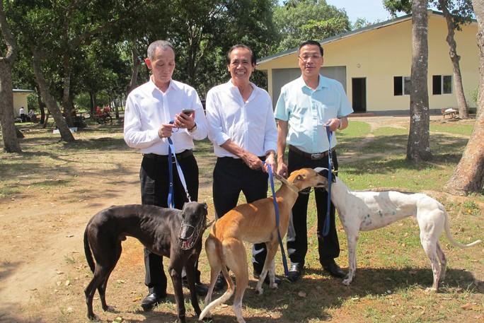 Trung tâm huấn luyện chó đua SES nhận kỷ lục Guinness Việt Nam - Ảnh 5.