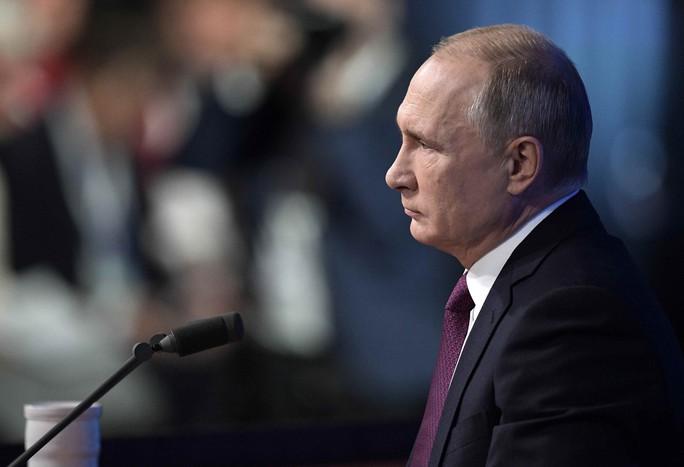Mỹ quyết định rút quân khỏi Syria, ông Putin: Chưa chắc - Ảnh 5.