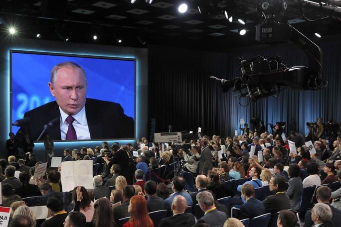 Mỹ quyết định rút quân khỏi Syria, ông Putin: Chưa chắc - Ảnh 1.