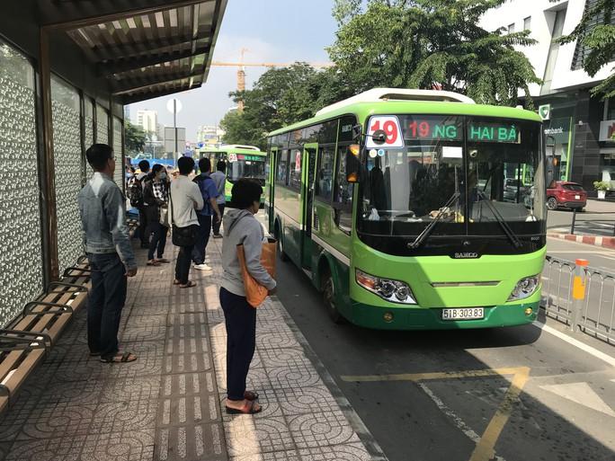 Lộ nhiều bất thường trong trợ giá xe buýt ở TP HCM - Ảnh 1.