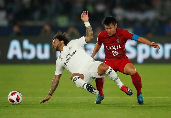 Gareth Bale lập hat-trick, Real Madrid vào chung kết World Cup - Ảnh 2.
