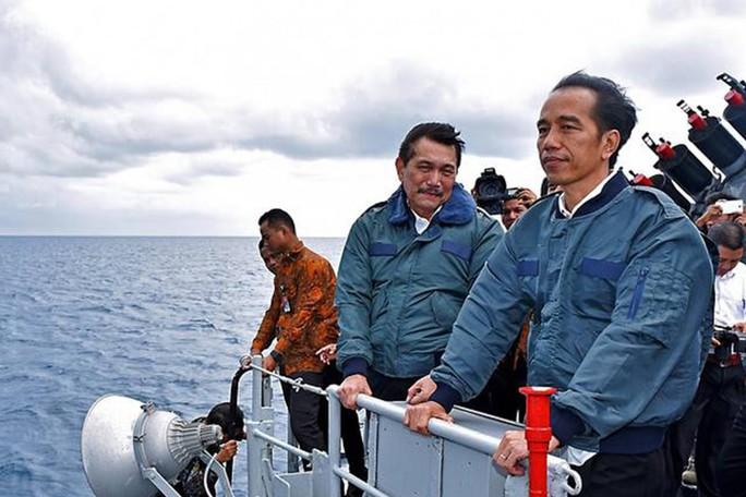 Dè dặt Trung Quốc, Indonesia thiết lập căn cứ quân sự ở biển Đông  - Ảnh 1.