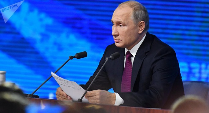 Mỹ quyết định rút quân khỏi Syria, ông Putin: Chưa chắc - Ảnh 2.