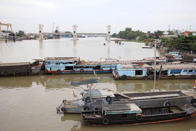 UBND TP HCM ra công văn khẩn liên quan dự án chống ngập 10.000 tỉ đồng - Ảnh 1.