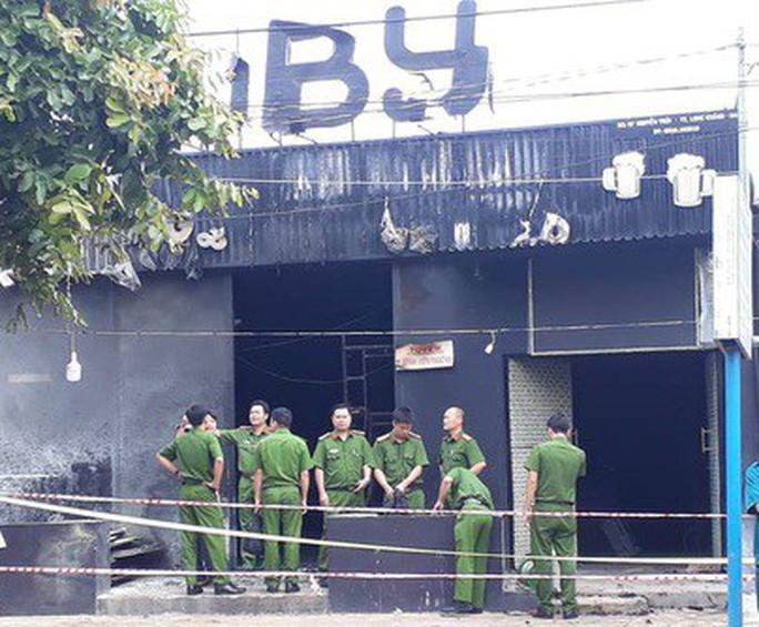 Vụ cháy nhà hàng 6 người chết ở Đồng Nai: Thợ hàn thoát nạn nói gì? - Ảnh 2.