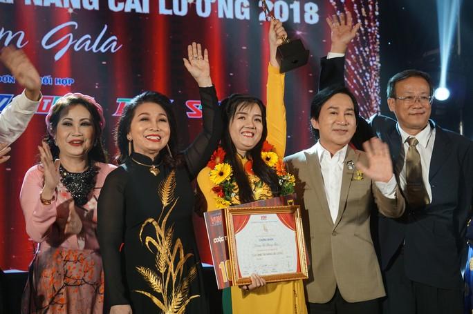 Dương Thị Phương Thảo đoạt giải quán quân Bông lúa vàng 2018 - Ảnh 1.