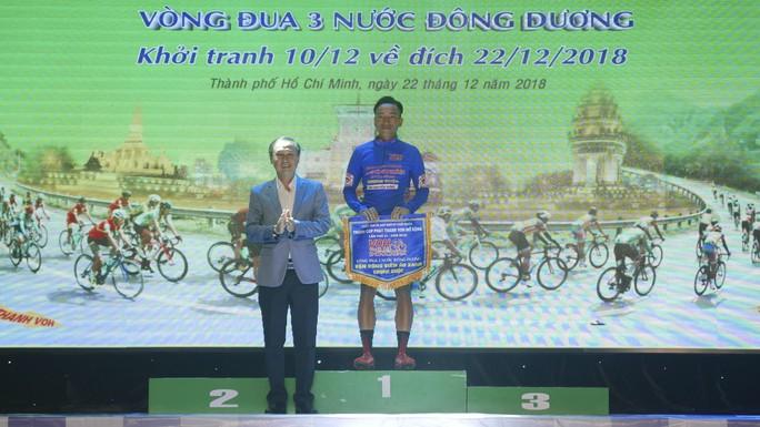 Sarda Javier Perez đoạt Áo vàng chung cuộc Giải đua xe đạp Nam Kỳ Khởi Nghĩa - Cúp VOH mở rộng 2018 - Ảnh 2.