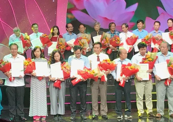 Báo Người Lao Động đạt giải C về học tập, làm theo gương Bác - Ảnh 1.