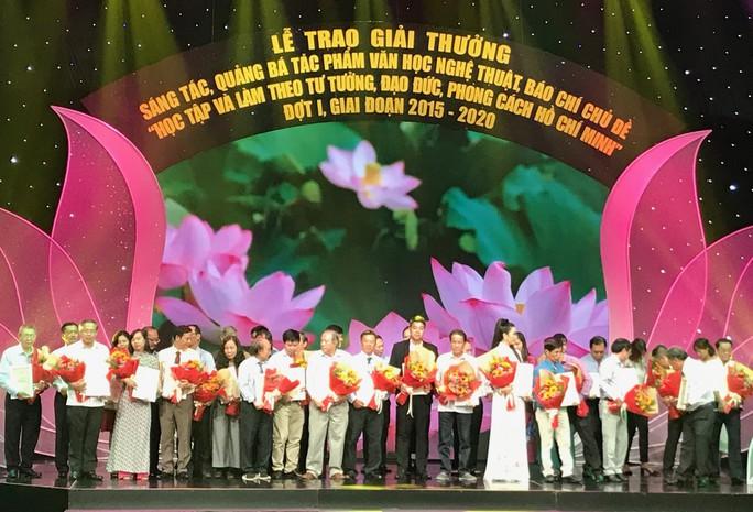 Báo Người Lao Động đạt giải C về học tập, làm theo gương Bác - Ảnh 3.