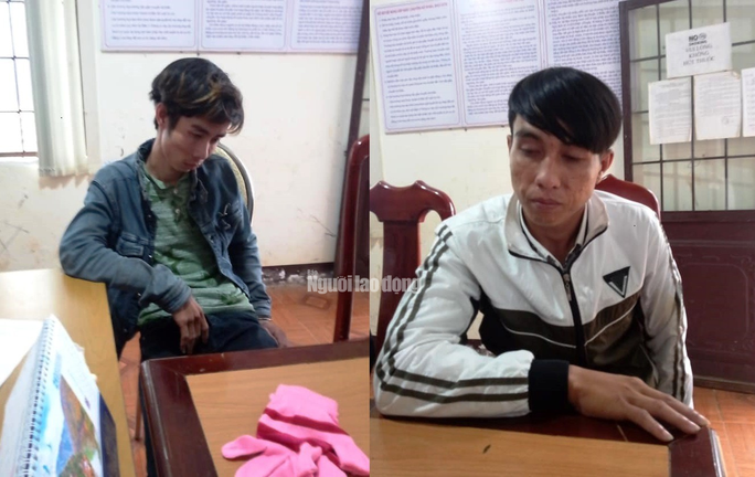 Tóm gọn 2 đối tượng vận chuyển ma túy từ Bình Thuận về Lâm Đồng tiêu thụ - Ảnh 1.