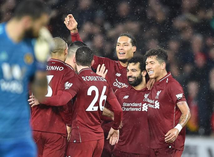 Van Dijk được Liverpool tăng lương kịch trần, mơ Quả bóng vàng - Ảnh 2.