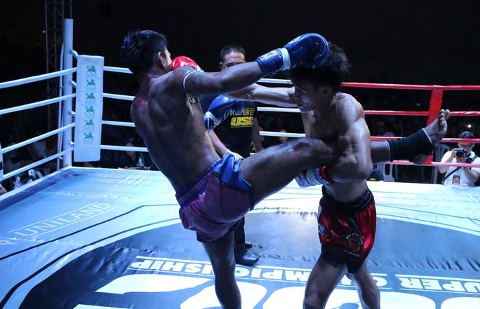 Nguyễn Trần Duy Nhất đoạt đai vô địch từ võ sĩ Thái Lan  - Ảnh 2.