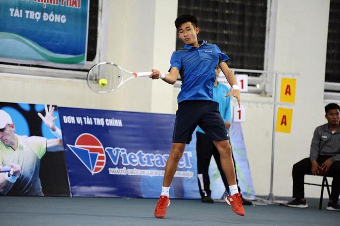 Văn Phương ngược dòng lên ngôi vương Giải các tay vợt mạnh toàn quốc 2018 - Ảnh 2.