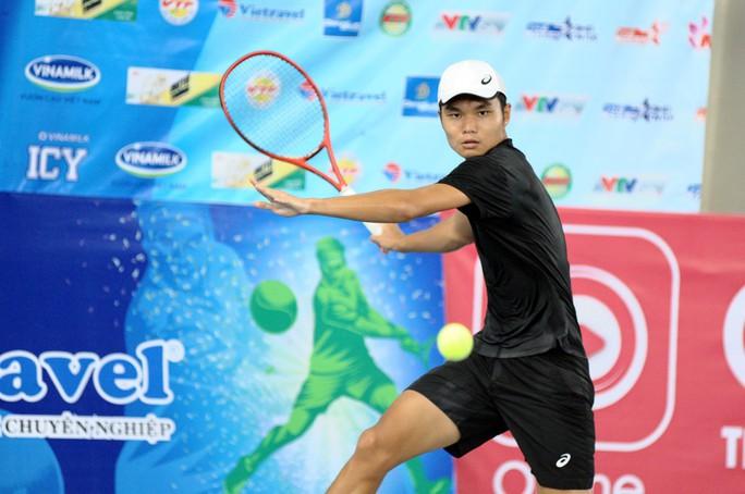 Văn Phương ngược dòng lên ngôi vương Giải các tay vợt mạnh toàn quốc 2018 - Ảnh 1.