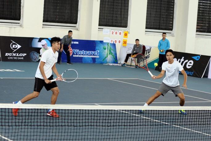 Văn Phương ngược dòng lên ngôi vương Giải các tay vợt mạnh toàn quốc 2018 - Ảnh 3.