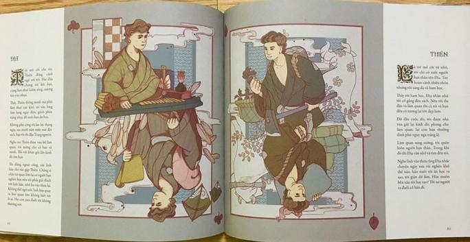 Sách tranh - nghệ thuật kể chuyện bằng hình ảnh - Ảnh 2.