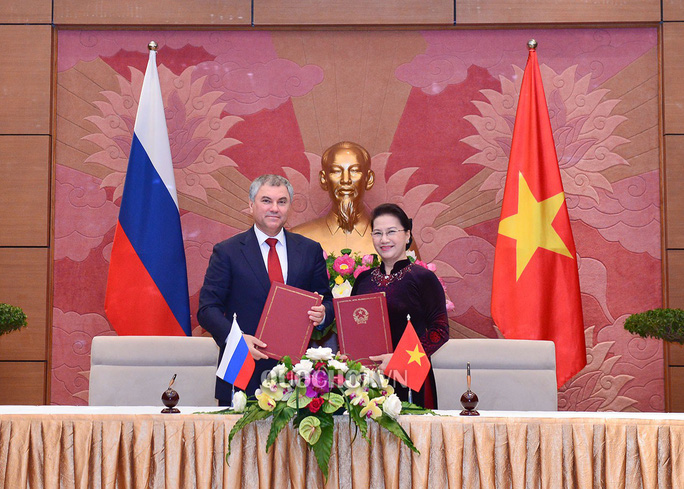 Dầu khí là trụ cột quan trọng của hợp tác Việt - Nga - Ảnh 1.