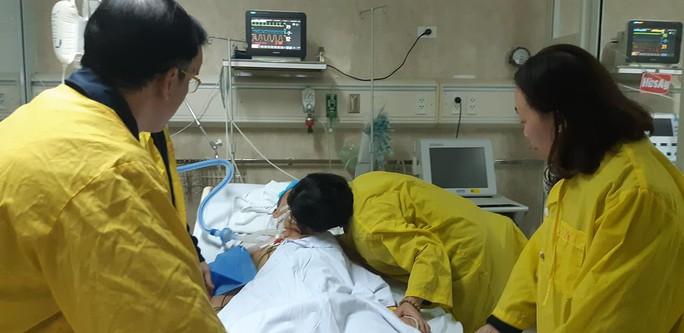 Người đàn ông 40 tuổi hiến tim, phổi, gan, thận cứu 5 người - Ảnh 1.