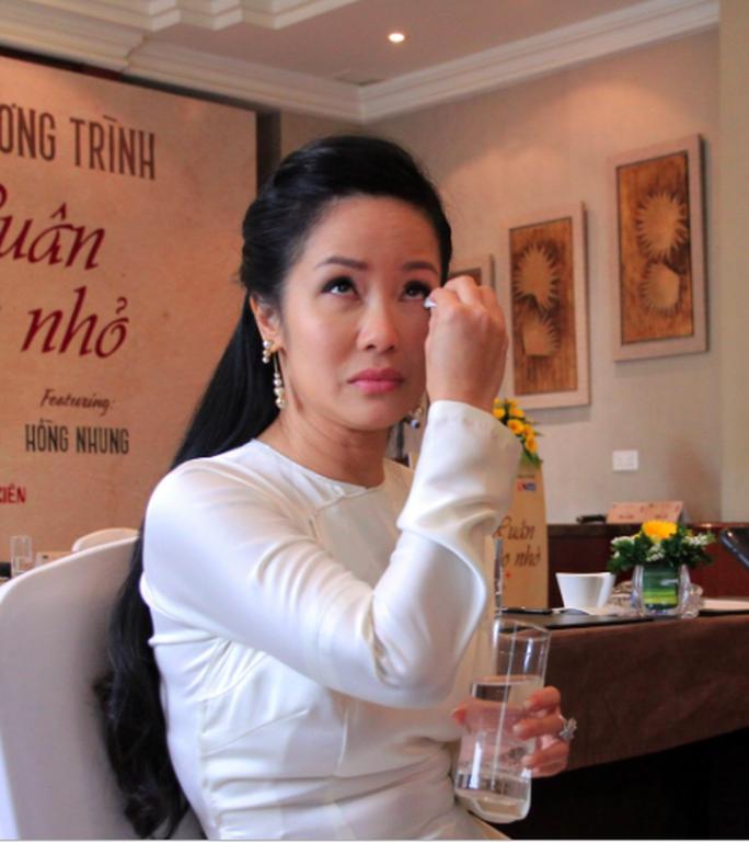 Ca sĩ Hồng Nhung gần như sập nguồn khi ly hôn chồng ngoại quốc - Ảnh 3.