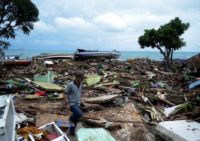 2018: Năm thảm họa ở Indonesia - Ảnh 1.