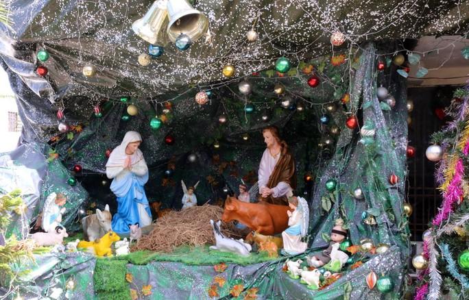 Lạ mắt tiểu cảnh đón Giáng sinh đậm chất sông nước miền Tây - Ảnh 7.