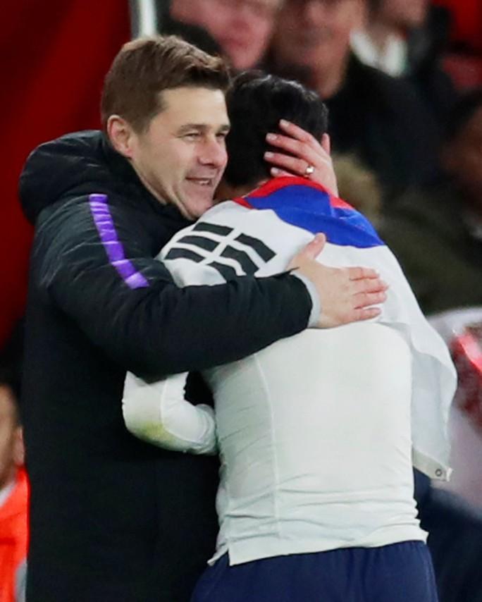 Son Heung-min tỏa sáng ở Tottenham trước ngày về dự ASIAN Cup - Ảnh 2.