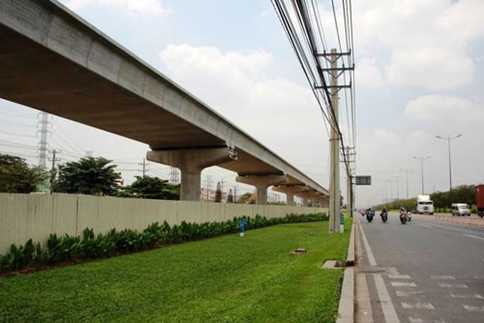 Nhiều vi phạm ở dự án metro số 1 - Ảnh 1.