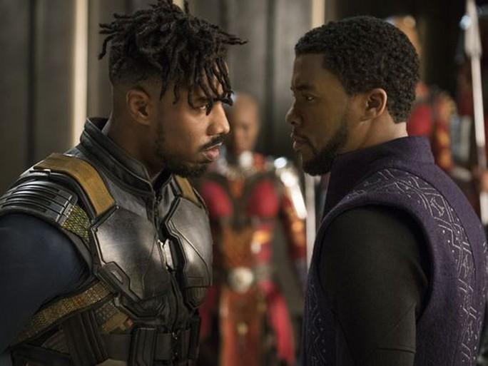 Chiến binh báo đen là phim hay nhất năm 2018 - Ảnh 1.