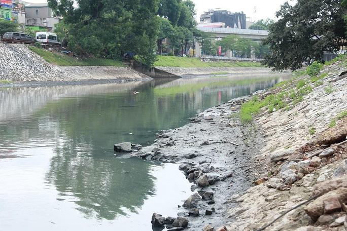 Phó GĐ Sở KH-ĐT Hà Nội: Sông Tô Lịch bây giờ đẹp và đỡ ô nhiễm hơn nhiều - Ảnh 2.