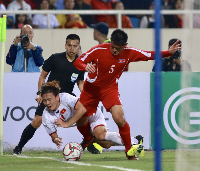Tiến Linh lập công, Việt Nam bị Triều Tiên cầm chân trước Asian Cup - Ảnh 6.