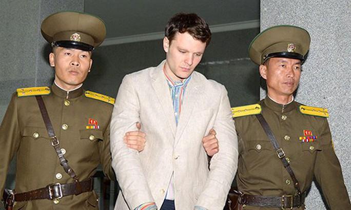 Tòa án Mỹ: Triều Tiên phải bồi thường nửa tỉ USD vì cái chết của Otto Warmbier - Ảnh 2.