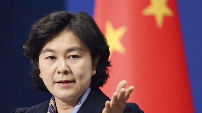 """Trung Quốc chỉ trích Mỹ - Canada """"đạo đức giả"""" - Ảnh 1."""