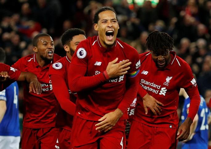 Giải mã sức mạnh của Liverpool - Ảnh 1.